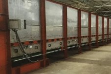 Single-Stage-Conveyor-Dryer
