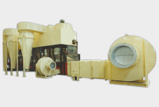 VIBRATORY-FLUID-BED-DRYER