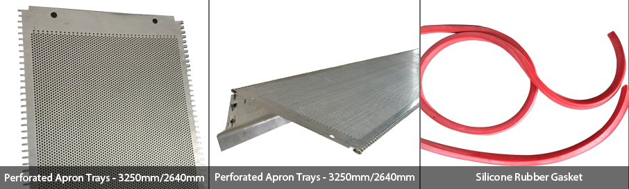 Apron Dryers